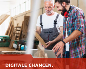 "Leitfaden ""Digitale Chancen"" des Kompetenzzentrums Digitales Handwerk"