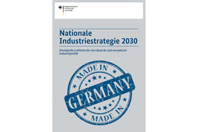 Nationale Industriestrategie 2030